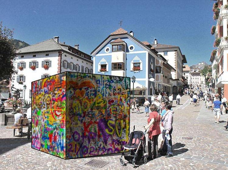 Arte nelle Dolomiti - dall\'Italia - Provincia Autonoma di ...